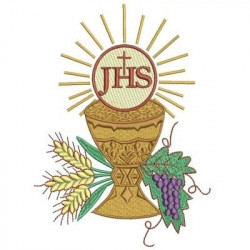 CONSECRATED HOST 9 EUCHARIST