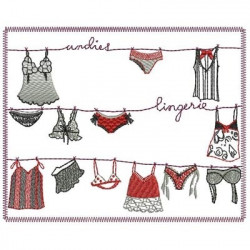 LINGERIE CLOTHING