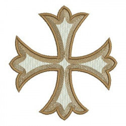 MALTESE CROSS 1 CROSS