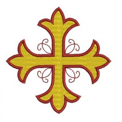 MALTESE CROSS 4 CROSS