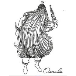 BRASILEÑO ORIXA OMULÚ