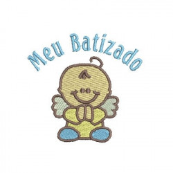 MY BATIZADO 1 CHILD RELIGIOUS