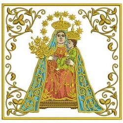 CONJUNTO DE ALFAIAS NS SACROMONTE 148