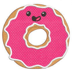 DONUTS CUTE APPLIED