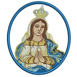 MEDAL OUR LADY OF CONCEPTION