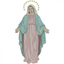 OUR LADY OF MEDJUGORJE 1