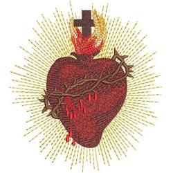 SACRED HEART OF JESUS 14 CM