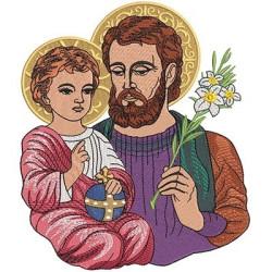 SAINT JOSEPH 24 CM