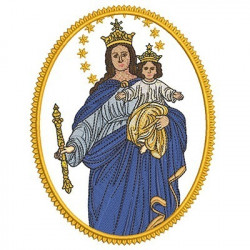 MEDAL OF OUR LADY OF AUXILIARY
