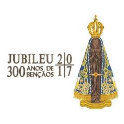 JUBILEE APPEARED 300 YEARS 30 CM