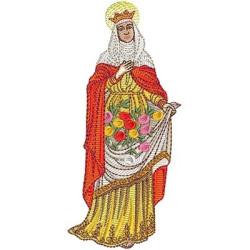 SANTA ISABEL 14 CM