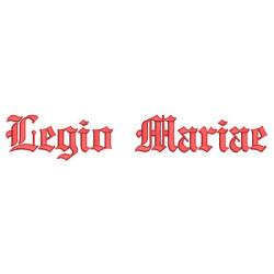 LEGIO MARIAE 35 CM