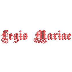 LEGIO MARIAE  24 CM