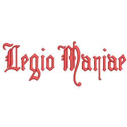 LEGIO MARIAE 25 CM