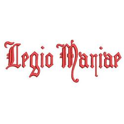 LEGIO MARIAE 15 CM