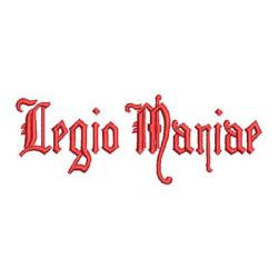 LEGIO MARIAE 10 CM