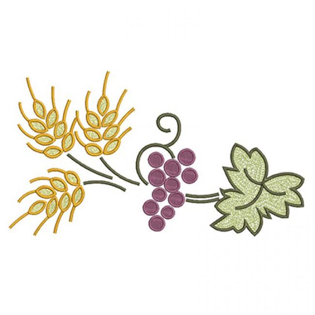 uvas com trigos 2