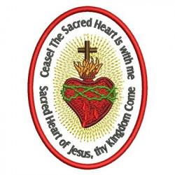 SACRED MEDAL HEART