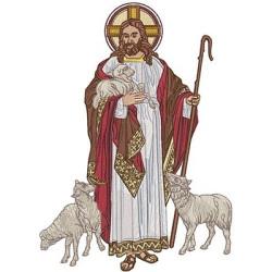 JESUS BOM PASTOR 20 CM
