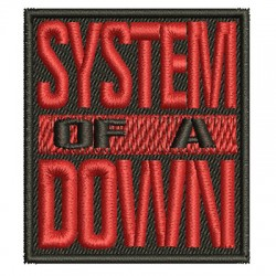 SYSTEM OF A DOW PATCH