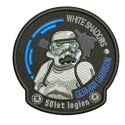 WHITE SHADOWS STAR WARS