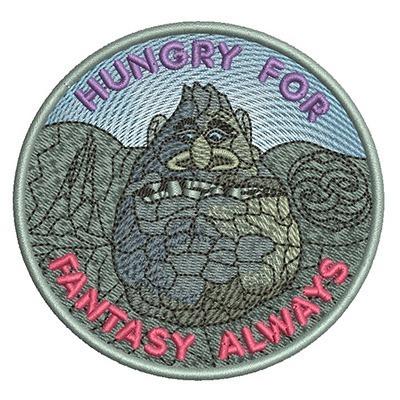 HUNGRY FOR FANTASY HISTÓRIA SEM FIM