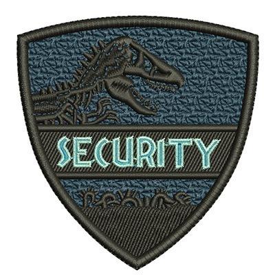 SECURITY - JURASSIC PARK