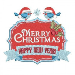 MOLDURA MERRY CHRISTMAS 1