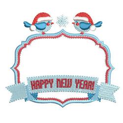 MOLDURA HAPPY NEW YEAR