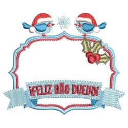 MOLDURA FELIZ AÑO NUEVO 3