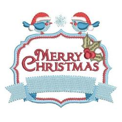 MOLDURA MERRY CHRISTMAS 4