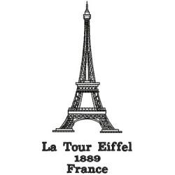 LA TOUR EIFFEL Fevereiro 2017