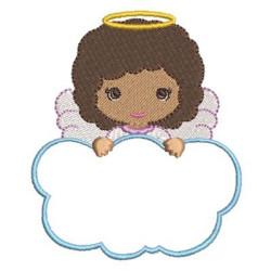 ANGEL GIRL IN CLOUD 1