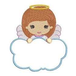 ANGEL GIRL IN CLOUD 2