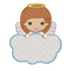 ANGEL GIRL IN CLOUD 10