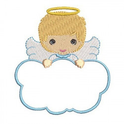 ANGEL BOY IN CLOUD 2