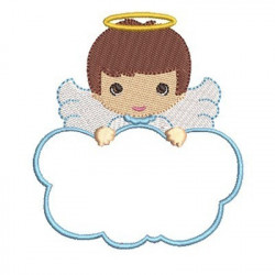 ANGEL BOY IN CLOUD 4