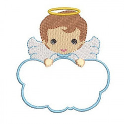 ANGEL BOY IN CLOUD 5
