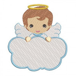 ANGEL BOY IN CLOUD 6