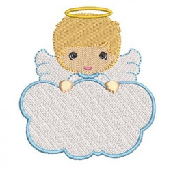 ANGEL BOY IN CLOUD 7