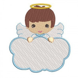 ANGEL BOY IN CLOUD 8