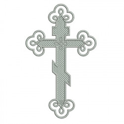 ORTHODOX CROSS 6