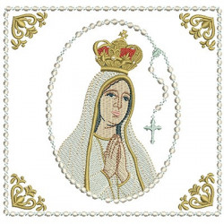 EMBROIDERED ALTAR CLOTHS FATIMA 130
