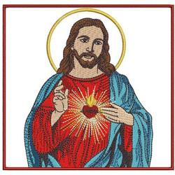 CONJUNTO ORNAMENTOS LITÚRGICOS SAGRADO CORAZON DE JESUS139