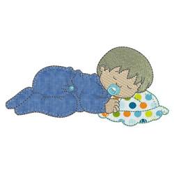 BABY SLEEPING 14 CM