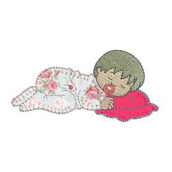 BABY SLEEPING 10 CM