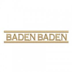 BADEN BADEN 3