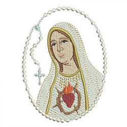 ROSARY SACRED HEART OF FATIMA