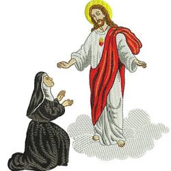 JESUS AND MARGARIDA MARIA 4