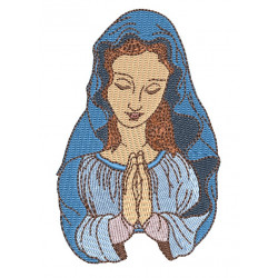 OUR LADY OF GRACE 10 CM
